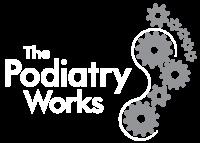 Podiatry Works Logo